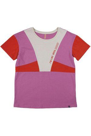 Cativa Teens T-Shirt em Meia Malha com Estampa