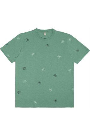 Rovitex Homem Camisa Manga Curta - Camisa Masculina Estampada