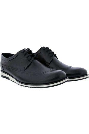 Mac & Jac Sapato Casual Derby Couro Pret