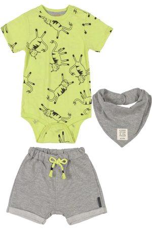 Up Baby Conjunto Bebê Menino 3 Peças