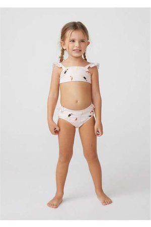 Hering Menina Bikini - Biquíni Infantil com Proteção Solar Uv Toddler Beg