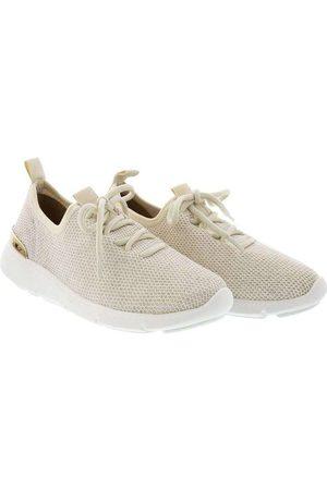 BEBECÊ Mulher Calçado Casual - Tênis Bebecê Casual Modern Comfort Knit Off White