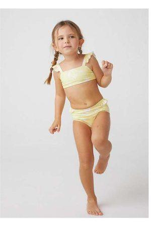 Hering Menina Bikini - Biquíni Infantil com Proteção Solar Uv Toddler Ama