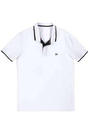 Hering Homem Camisa Formal - Camisa Polo Básica Masculina em Malha Piquet com B