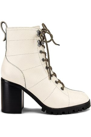Paige Christie Boot in White. - size 10 (also in 6.5, 7, 7.5, 8.5, 9, 9.5)
