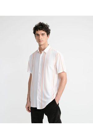 Request Homem Camisa Manga Curta - Camisa Manga Curta com Listras | | | GG