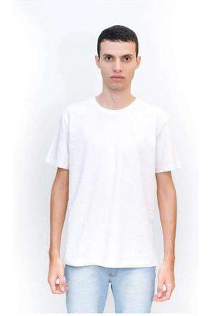 Sandro Moscoloni Camiseta Basic Polo State Algodão Branca White