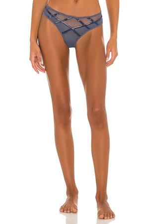 Thistle and Spire Corsica Bikini in Black. - size L (also in XS, S, M)