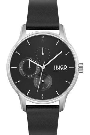Vivara Homem Relógios - Relógio Hugo Boss Masculino Couro Preto 1530212