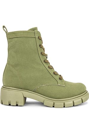Raye Zola Boot in Olive. - size 10 (also in 6, 7, 8, 9)