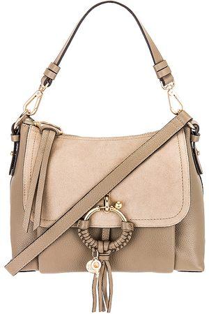 See by Chloé Joan Shoulder Bag in Grey.