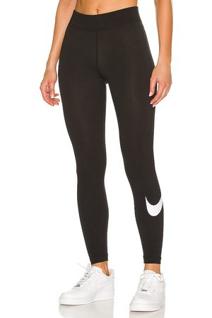 Nike NSW Essential Swoosh Legging in . - size L (also in M, S, XS)