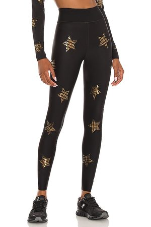 ULTRACOR Croc Knockout Ultra High Legging in Black. - size L (also in M, S, XS)